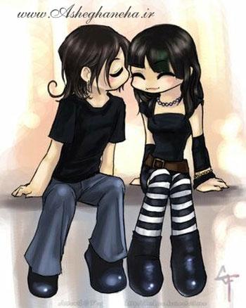 عاشقتم دوستت دارم